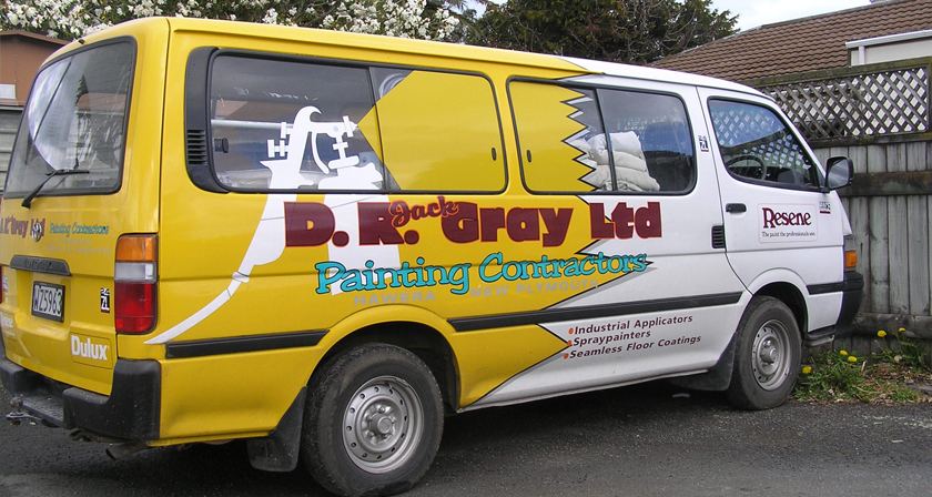 D.R.(Jack) Gray Limited